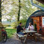 Gastronomie – Drahtesels Weiden entlang der Glücks-Routen