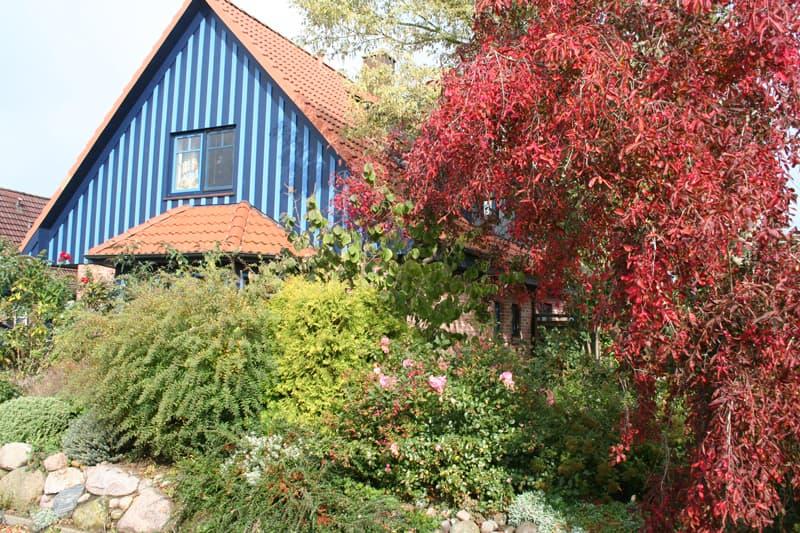 Ferienwohnung – Privatzimmer Blaues Haus in Glückstadt -c- Schmidt