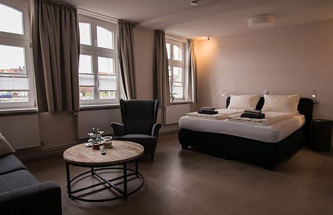 Hotel Das Brückenhaus in Glückstadt -c- Diedrichsen