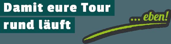 Sperrwerke - Damit eure Tour rund läuft …eben!
