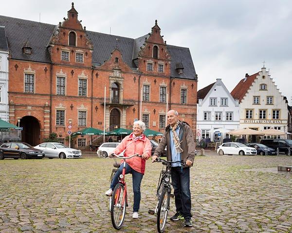 Fahrradverleih & Werkstätten Keinen Plattfuß ...eben!