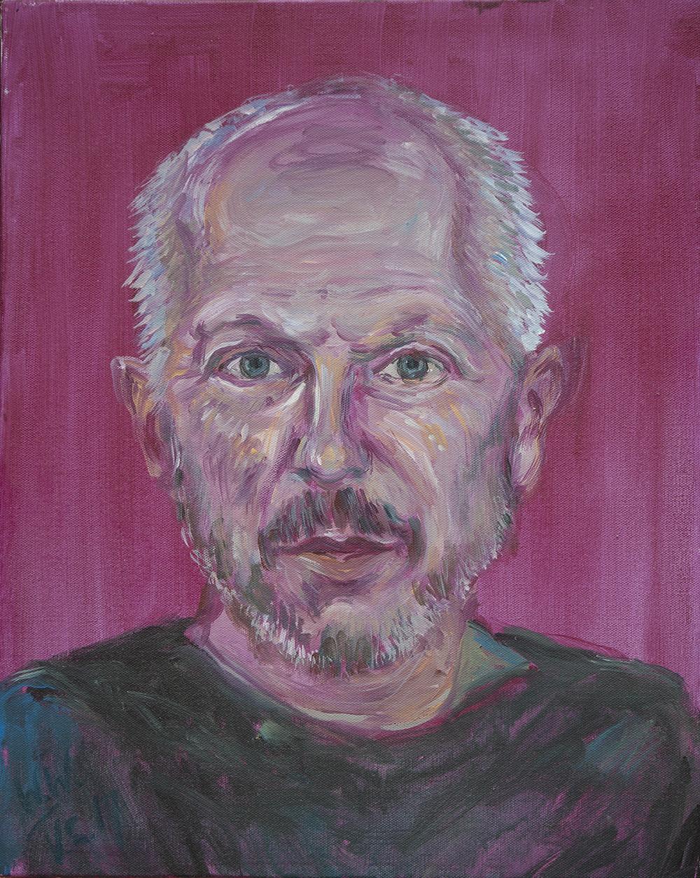Portrait von Walter Worm (c) Worm