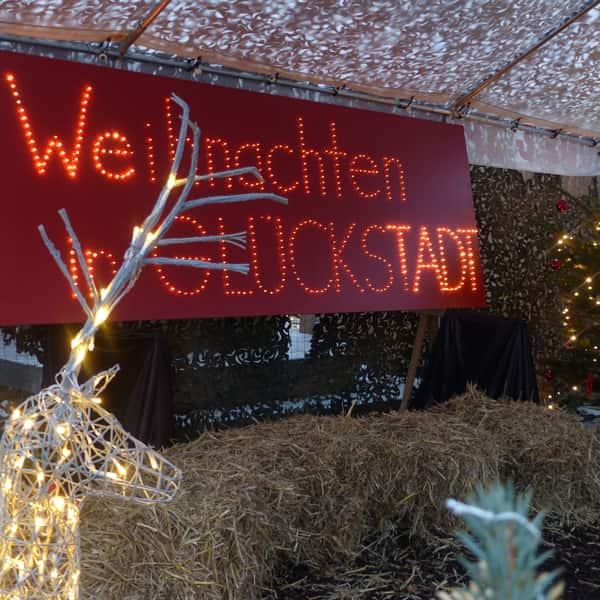 Weihnachten in Glückstadt (c) GDM