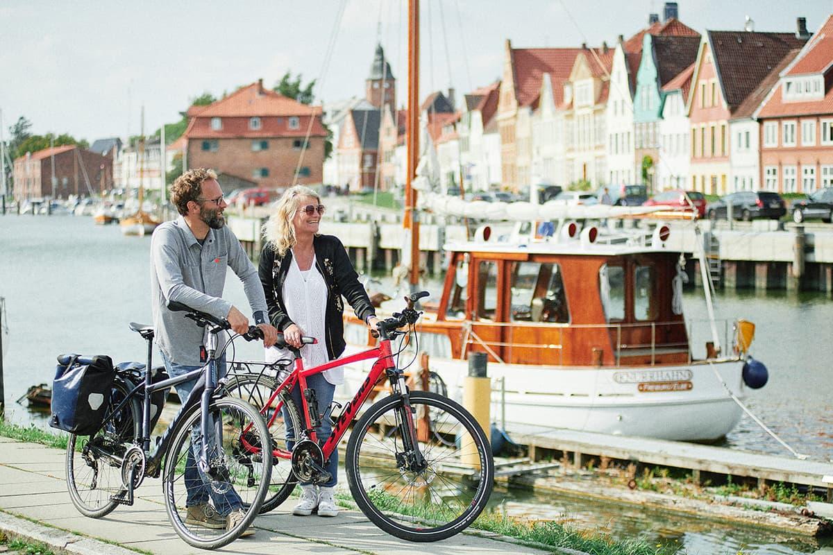 Zeitreise Radtouren