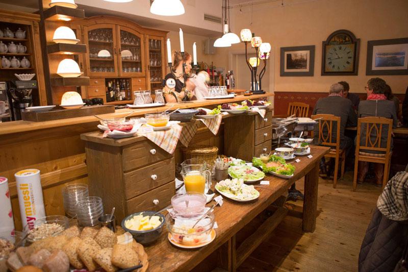 Café Sünnschien in Kollmar (c) Semmelhaack