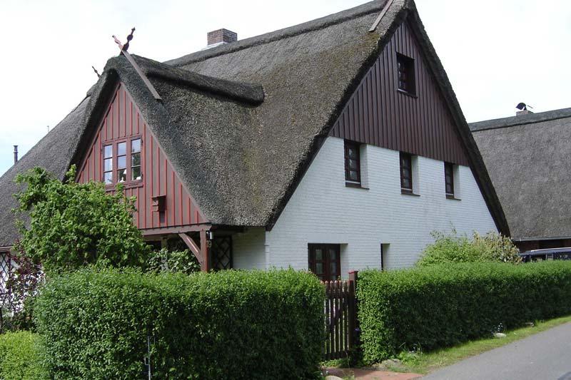 Ferienwohnung Voss am Deich unter Reet in Kollmar -c- Voss