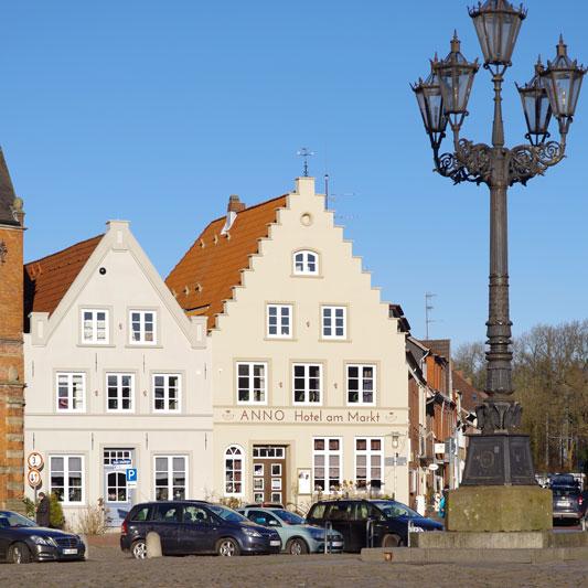 Hotel Anno 1617 in Glückstadt (c) Anno 1617