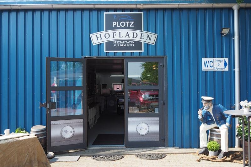 Hofladen Plotz in Glückstadt (c) GDM