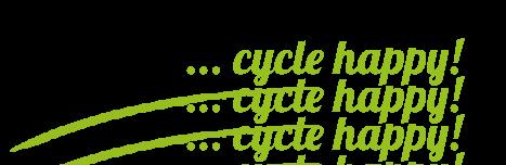 ...cycle happy!