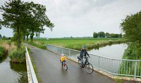 Unendliche Weite auf der Marschhof-Tour | Marschhof Tour - Enjoy the wide open landscape!