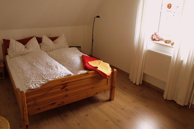 Annas Diekhus Schlafzimmer (c) Meier