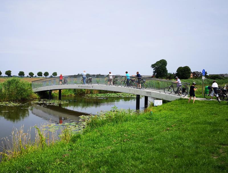 Marina Schütt von MS WellTravel nimmt euch mit auf eine geführte Radtour (c) MS WellTravel